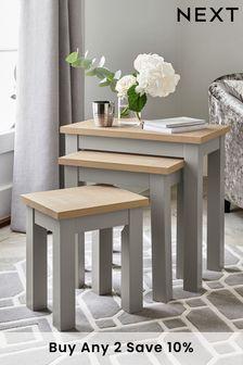Malvern Nest Of 3 Tables