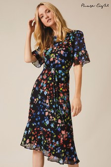 Phase Eight Multi Callista Woven Dress