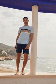 Chest Block T-Shirt