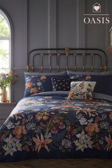 Oasis Botanical Bed Set