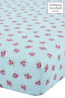 Fairies Easy Care Junior Fitted Sheet by Catherine Lansfield