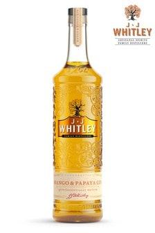 Mango Papaya Gin 70cl by JJ Whitley