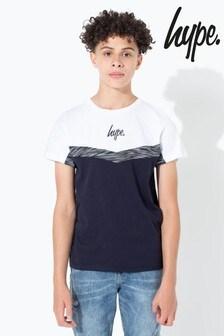 Hype. Chevron Kids T-Shirt