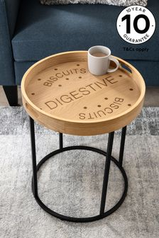 Digestive Tray Side Table