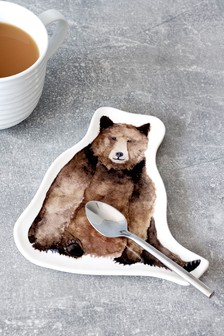 Bear Spoon Rest