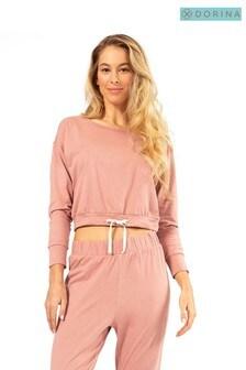 DORINA Pink Pyjama Top