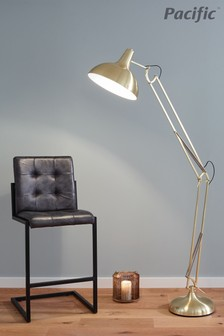 Alonzo Task Floor Lamp by Pacific Lifestyle