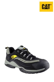 CAT Black Moor Safety Trainers