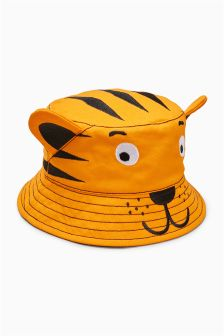Tiger Bucket Hat (Younger)