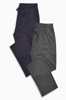 Open Hem Long Bottoms Two Pack