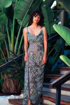 West Seventy Nine Panther Dreamer Slip Dress