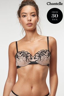 Chantelle Nude Shadows Half Cup Bra