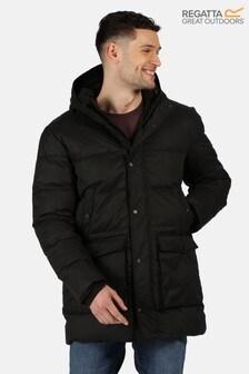 Regatta Black Ardal Insulated Jacket