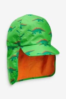 Dinosaur Print Legionnaires Hat (Younger)