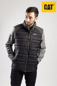 CAT® Black Defender Insulated Vest