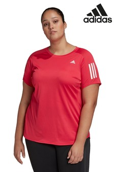 adidas Curve Own The Run T-Shirt