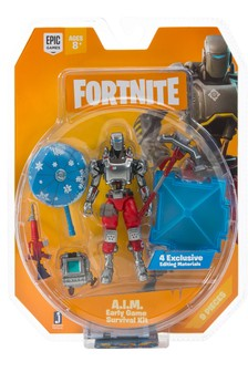 Fortnite Early Game Survival Kit Figure - A.I.M.