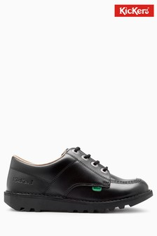 Kickers® Black Kick Low Boot
