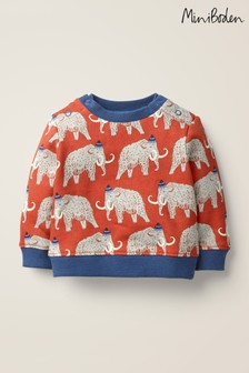 Boden Red Cosy Sweatshirt
