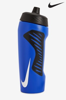 Nike Blue 18oz Hyperfuel Water Bottle