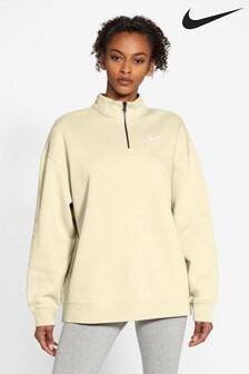 Nike Trend Fleece 1/4 Zip Sweat Top
