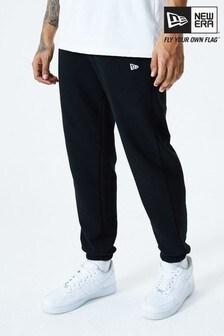 New Era Black NE Essential Joggers
