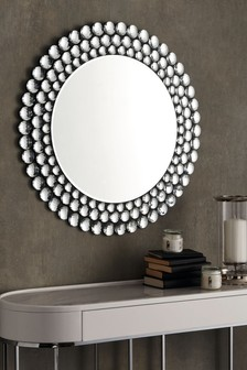 Glass Mirrors Round Square Amp Rectangle Glass Mirrors Next