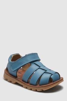 Leather Sandals (Younger)