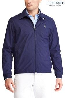 Polo Golf by Ralph Lauren Navy Windbreaker Jacket