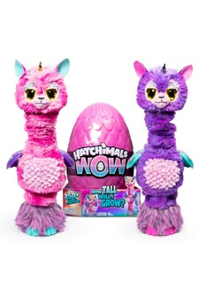 Hatchimals HatchiWOW Llalacorn Interactive Assortment