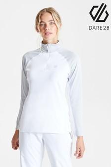 Dare 2b White Involved Core Stretch Sweater
