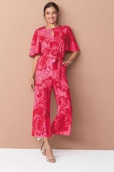 Print Jumpsuit