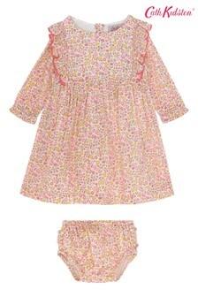 Cath Kidston® Baby Ashbourne Ditsy Frill Dress