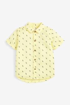 Short Sleeve Printed Shirt (3mths-7yrs)