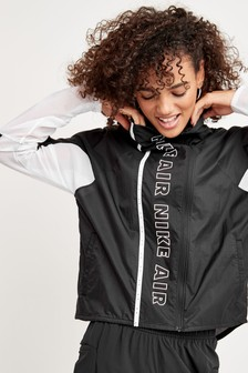 Nike Air Black Run Jacket