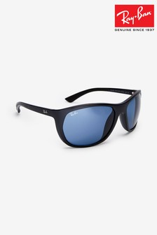 Ray-Ban® ORB4307 Sonnenbrille, Mattschwarz