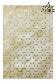 Quantam Honeycomb Rug by Asiatic Rugs