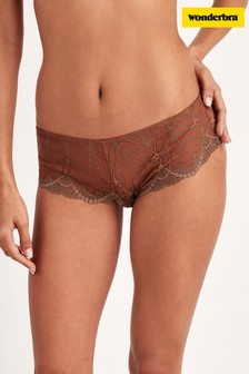 Wonderbra® Refined Glamour Shorty Lace Briefs
