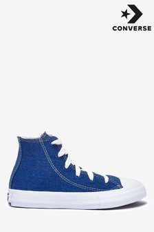 Converse Junior Renew Cotton High Trainers