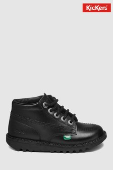 Kickers® Black Kick Hi Boot
