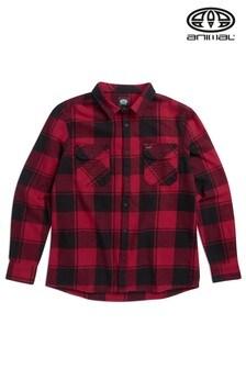 Animal True Red Shovel Long Sleeve Shirt