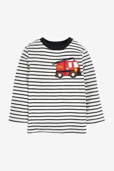 Long Sleeve T-Shirt (3mths-10yrs)