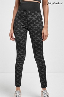 Juicy Couture Sport Raven Running Leggings