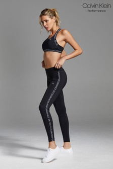 Calvin Klein Performance Taping Full Length Tights