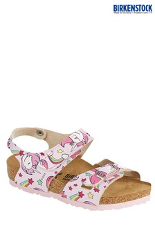 Birkenstock® Pink Unicorn Sandals
