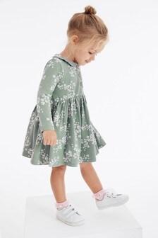 Ditsy Print Tea Dress (3mths-7yrs)