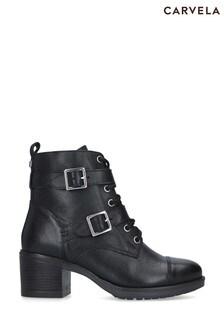 Carvela Black Stacey Boots
