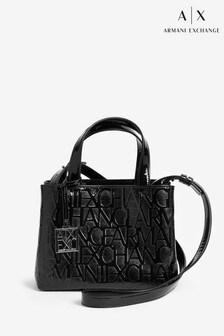 Armani Exchange Patent Bag