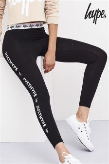 Hype. Logo Legging