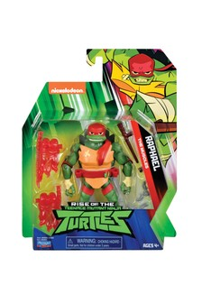 The Rise of The Teenage Mutant Ninja Turtles - Raph 'The Leader'